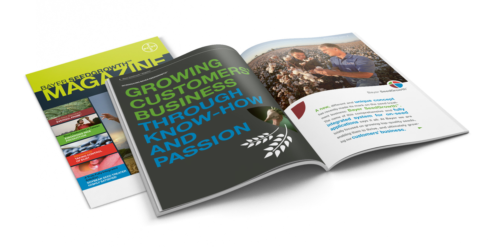 Bayer – Seedgrowth – Magazine