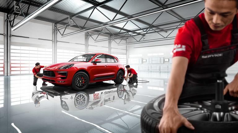 Porsche China - Trust Campaign