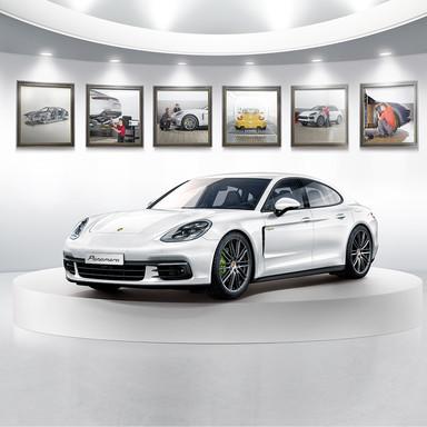 Porsche Body & Paint campaign