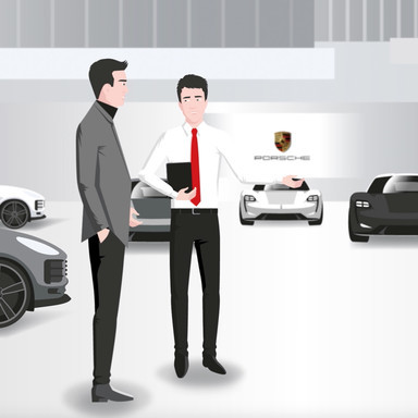 保时捷销售之旅推广视频